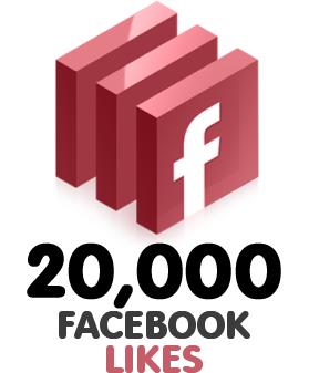 buy 20,000 Facebook likes