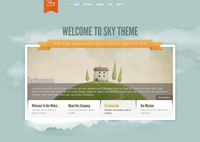 sky-wordpress-theme